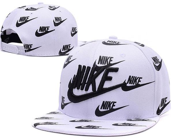 Cappello di Snapbacks di baseball del cappello di Snapback dei cappelli di Snapbacks di baseball degli uomini del cappuccio del progettista di lusso Cappelli regolabili del cappello di sport del berretto piatto dell'osso degli uomini L'ordine della miscela del cappello