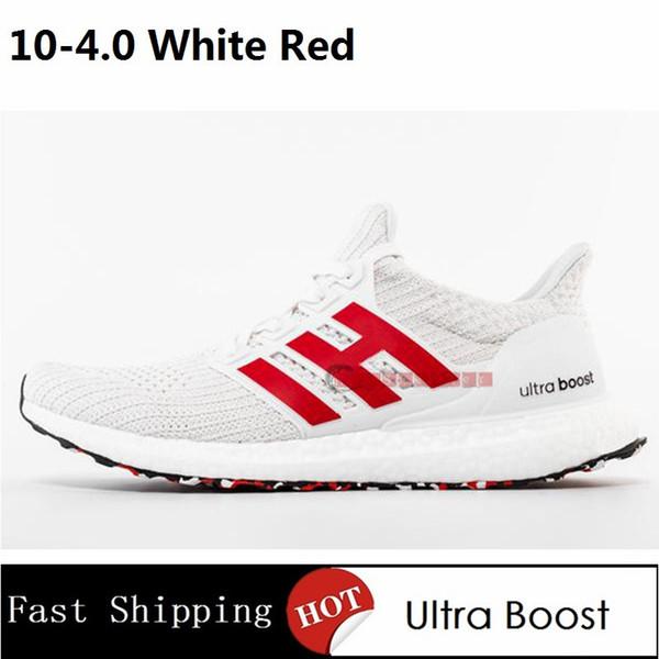 4.0 Blanco Rojo