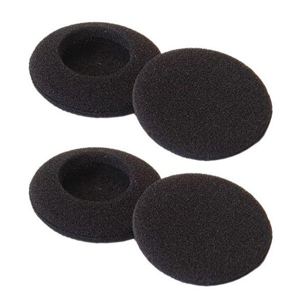2 pares de almohadillas para auriculares, almohadillas de reemplazo de auriculares, Compatible con Technica, Sony MDR-G45LP, MDR-G55LP, MDR-G410L