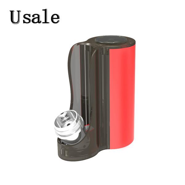 Vapmod Pipe 710 Box Mod 900mah Folding Style Battery Fit for 0.5ml Tank Cartridge 510 Magnetic Connector 100% Original