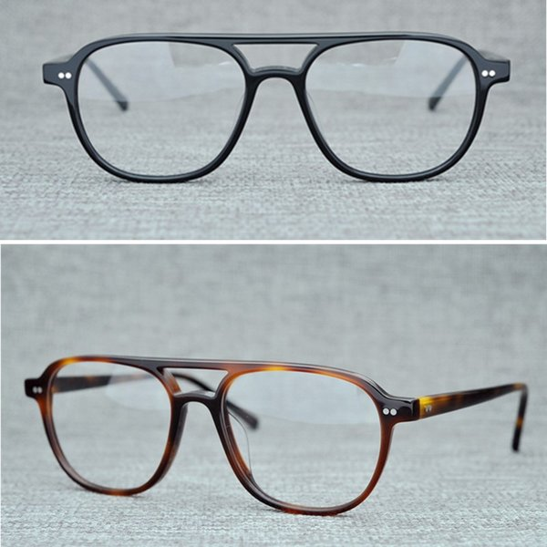 Brand Men Eyeglasses Frames Myopia Optical Glasses Sunglasses Frames Women Lemtosh Spectacle Frames for Prescription Glass with Original Box