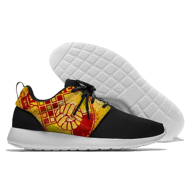 Turkey Süper Lig Göztepe Men/women custom causal mesh Summer Comfortable light weight shoes