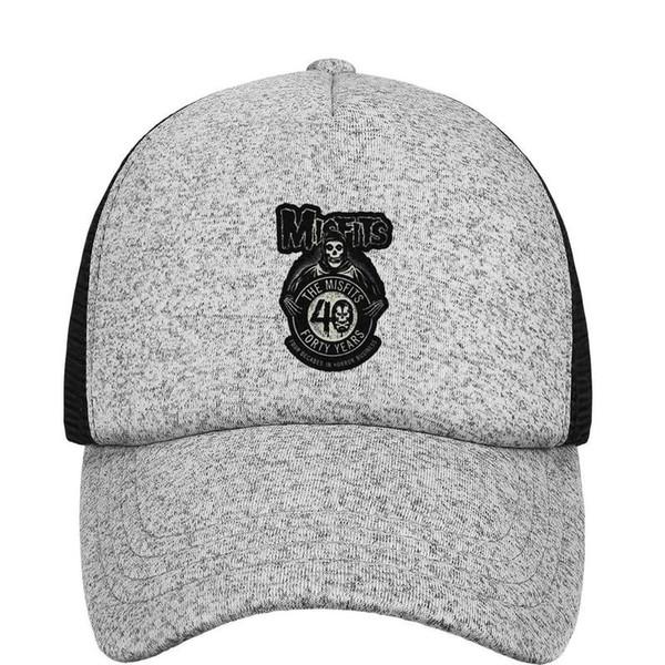 Kids Boys Girls Unisex Adjustable Baseball Cap Misfits 40 anos Sun Visor Mesh Cap Hat