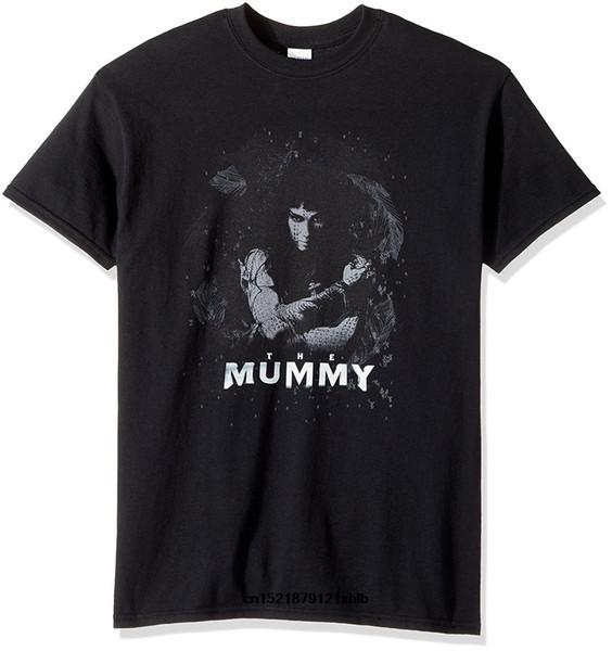 Hombres camiseta La momia divertida camiseta novedad camiseta mujer