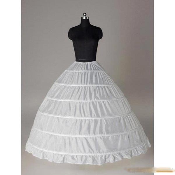 Cheap Ball Gown Wedding dresses Peticoat Cheap Underskirt Formal Dress Brand New Large Long Wedding Accessories