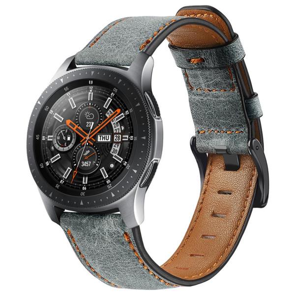 22 Samsung Galaxy Watch 46 мм ремешок / Samsung Gear S3 Frontier / классический ремешок замена браслет Корреа