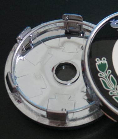 Estilo do carro 100 Pcs * 60 MM Centro de Roda Tampas de Hub Emblema Emblema Do Logotipo do carro para BMW / VW / OPEL / MAZDA / Lexus / Volvo / Toyota / H / KIA / Corrida OZ Etc.