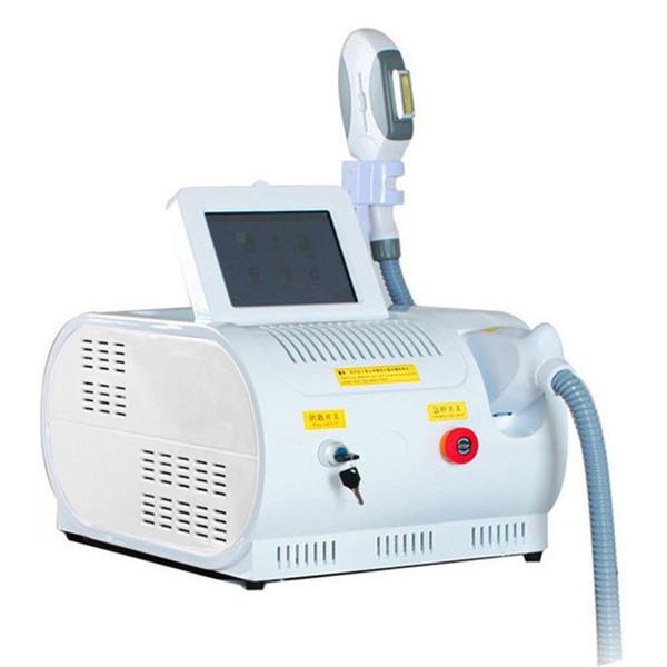 2019 E-Light SHR OPT IPL Laser Hair Removal Machine Portable Hair Epilator Skin Rejuvenation Salon Use Beauty Equipment