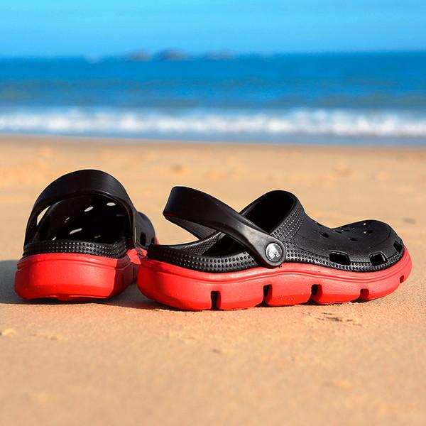 original classic clogs garden flip flops water shoes men summer beach aqua slipper outdoor swimming sandals ail shoes