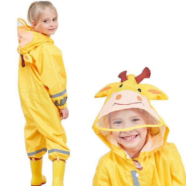 Yellow giraffe-S