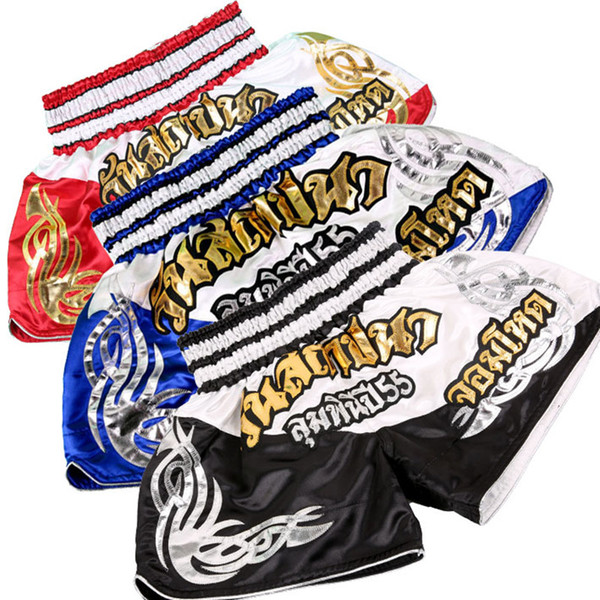 best selling Anotherboxer Muay Thai Mma Shorts Muay Thai Suit Both Men And Children Sports Trunks Boxing Take Fight Boxing Mma Shorts