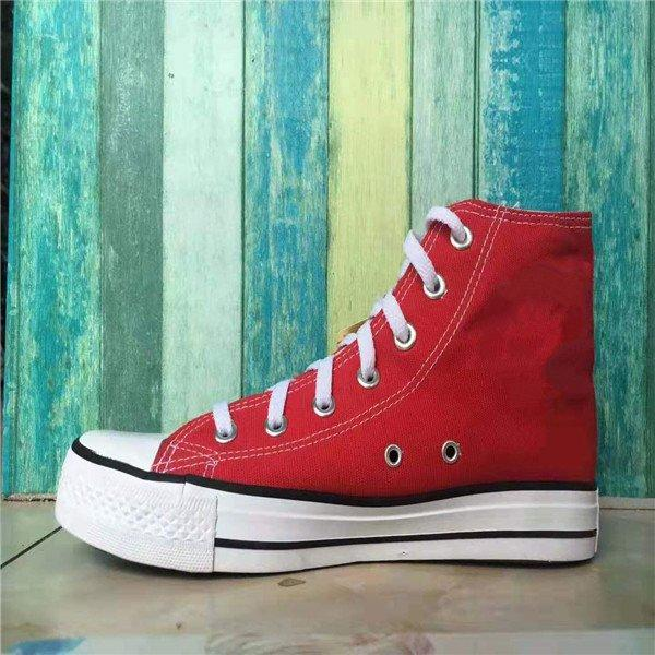 21-Red High-Top