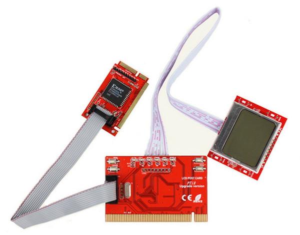 20шт Tablet PCI материнской платы Analyzer Диагностический тестер Post Card Test для портативных ПК Desktop