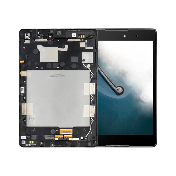 Для Asus ZenPad 3 8.0 Z8 Z581KL ZT581 ZT581KL Сенсорный экран планшета ЖК-дисплей в сборе с рамкой