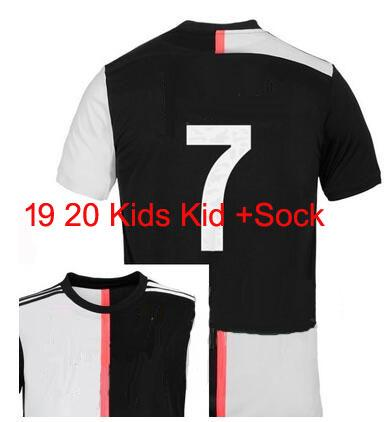 adf5a99d Juventus Home Kids soccer jersey football shirt 2019 2020 RONALDO 19 20  uniforms champions Bernardeschi DYBALA