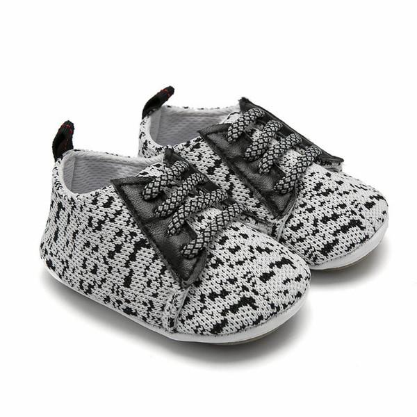 Novos sapatos de bebê sapatilhas do bebê da criança shoes meninos infantil sneakers Mocassins Macio Do Bebê Primeiro Walker Sapato Meninas criança sapatilhas A4477