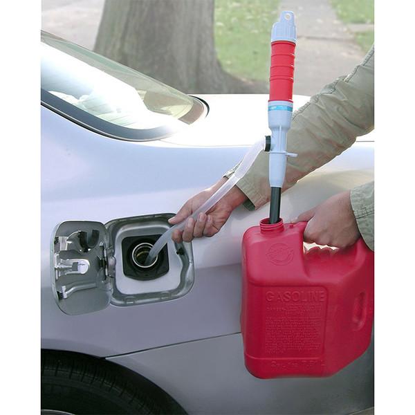 Pompa a trasferimento di liquido a batteria Olio per acqua di gas Altri liquidi portatili Utilizzo in acquari per garage Pompa gonfiabile per aspirazione auto