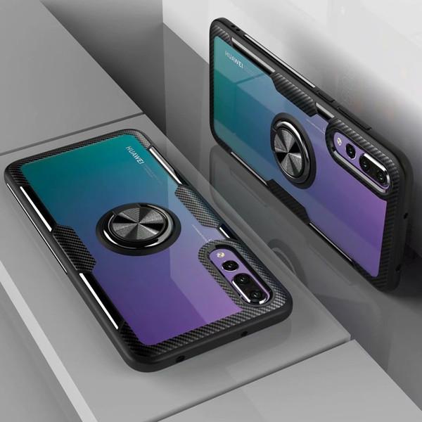Étui de protection en polyuréthane souple en TPU pour téléphone portable antichoc blindé pour PC Iphone X Xs max ultra mince mince TPU Kickstand