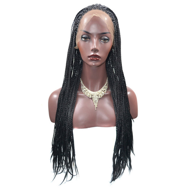 Braided Lace Front Wigs