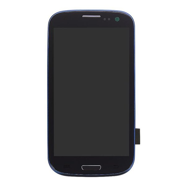 Nuovo pannello LCD TFT per Samsung Galaxy S3 i9300 GT-i9301 i9308 display LCD touch screen digitizer assembly parte riparazione