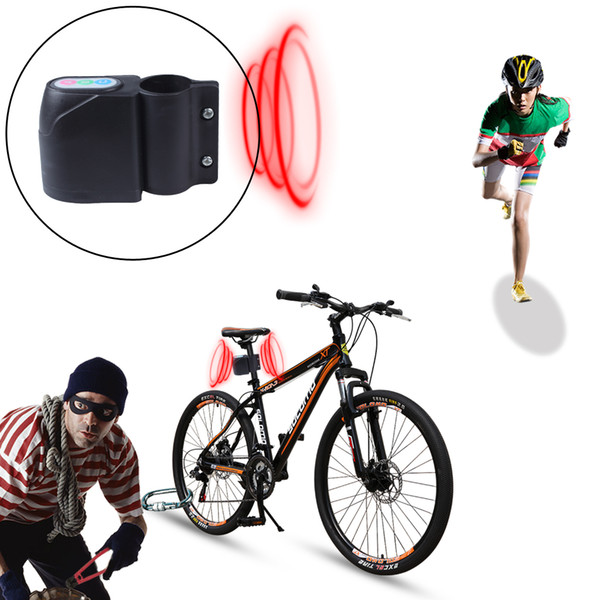 150sets Precision Fine Bicycle Motorbike Moped Alarm Lock Loud Security Anti-theft multi-function Portable tools Alarm Annunciator car