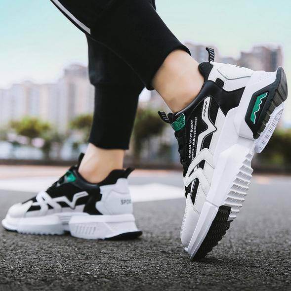 Marque Fashion Casual Shoes vente chaude plate-forme Coupe.bas vieilles chaussures de papa chausse combinaison des femmes des hommes de mode de qualité supérieure Casual 39-44
