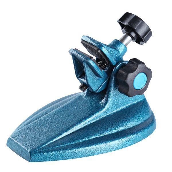 top popular Clamp Holder Base Adjustable Inspection Stainless Steel Micrometer Holder 160x110x120mm 2020