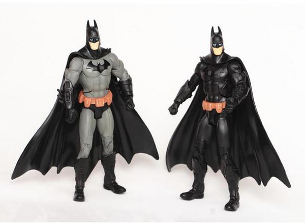 Spedizione gratuita 18cm Cool Marvel Movie Batman Dark Knight Returns Action Figure giocattoli Collezione di ragazzi Toy 2 colori per scegliere