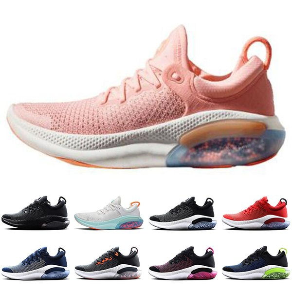 Cheap Joyride Run Fly Men Running Shoes Platinum Tint Triple Black Racer Blue Oreo Sunset Pink mens designer trainers sports sneakers