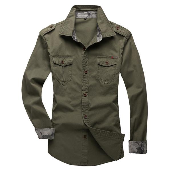 Ejército Verde (manga larga)