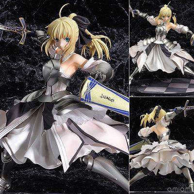 Suzannetoyland 23cm Fate/Unlimited Codes saber lily PVC 3styles action figure toys Collectible