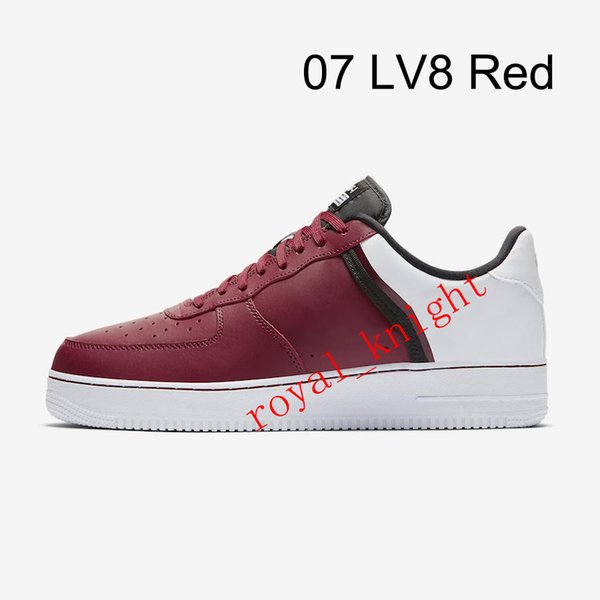 19 07 LV8 Red