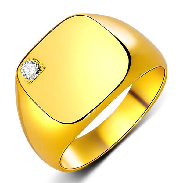 Czech diamond gold