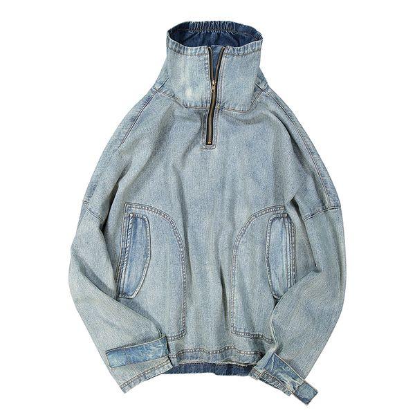 2019 Modelli Primavera ed Estate Versione coreana fresca della giovane coppia cuciture Stivaletto casual Collant Denim Sweater Vendita calda