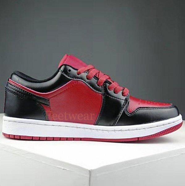 ginásio vermelho preto