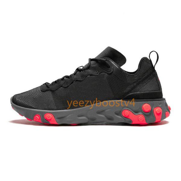 #3- Black Red 40-45