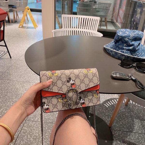 Honey_kid freeship 2019 mais novo famosa marca Mais populares bolsas mulheres sacos de designer feminina pequena com caixa