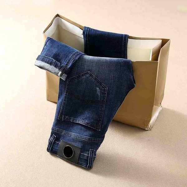 Original single new man high quality GA jeans Designer top quality men cowboy pants hop Selling The New printing Outdoor men jeans