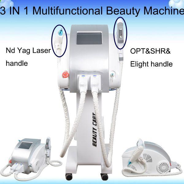 2019 best portable ipl home pigmentation skin treatment system OPT SHR ipl skin rejuvenation machine E-Light IPL laser hot in market