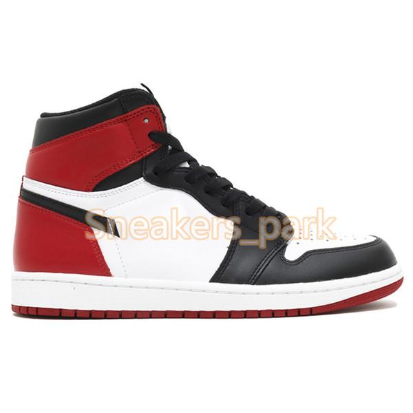 1s-black toe