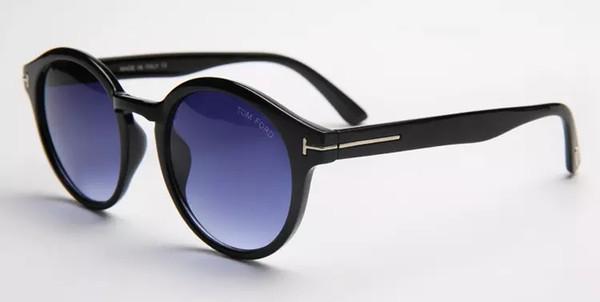 ترف جديد الموضة L0399 توم نظارات شمسية لرجل امرأة اريكا نظارات فورد مصمم النظارات الشمسية العلامة التجارية
