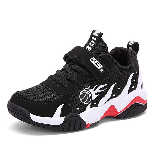 Chaussures blanches pour garçons