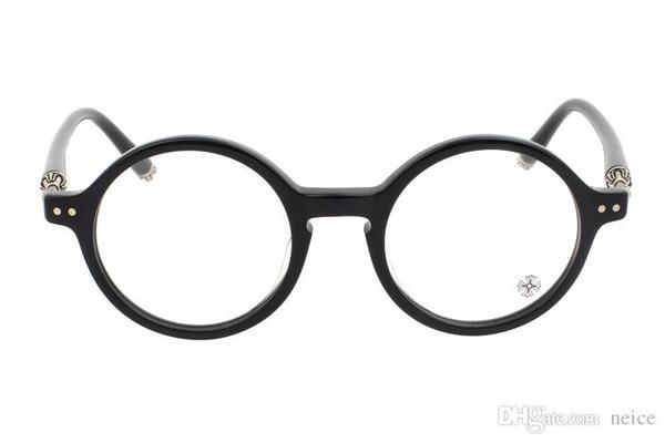2016 HOT SALE NEW Round Frame eyeglasses ELSTE optical retro glasses frame spectacle eyewear frame reading glasses