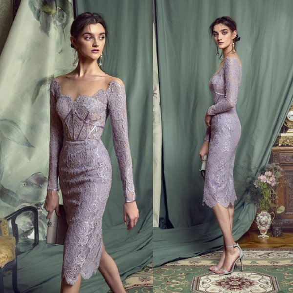 62a634cbc2 Papilio 2019 Mother of the Bride Dresses Jewel Long Sleeve Lace Appliques  Evening Gowns Custom Made