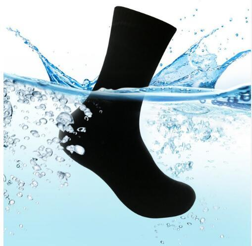 Hochwertige Outdoor wasserdichte Schnee Socken Männer Radfahren Klettern Wandern Ski Socke Frauen Quick Dry Socken rutschfeste Outdoor