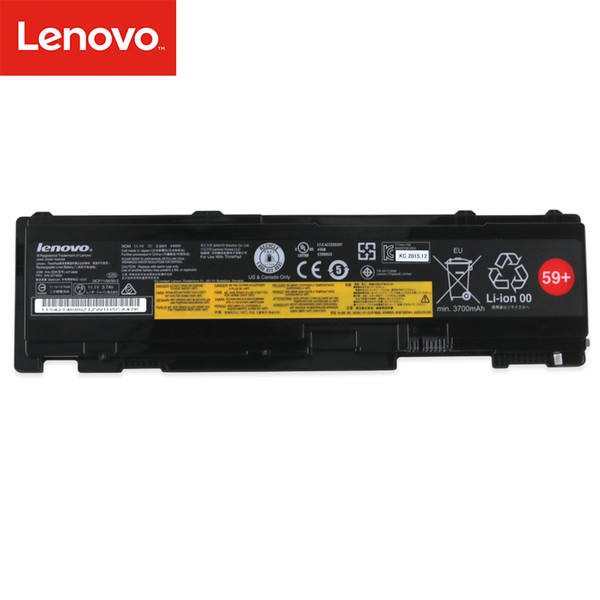 Batteria originale del computer portatile per Lenovo ThinkPad T400s T410s 42T4690 42T4691 42T4832 42T4833 11.1V 44Wh