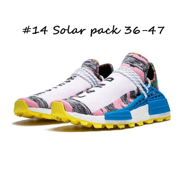 #14 Solar pack 36-47