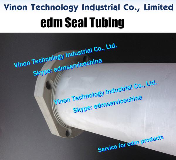 edm Seal Tubing D=115mm 3032782 wire-cut edm Seal pipe prevent leakage accessory, Tube Plastic edm sealing fitting parts