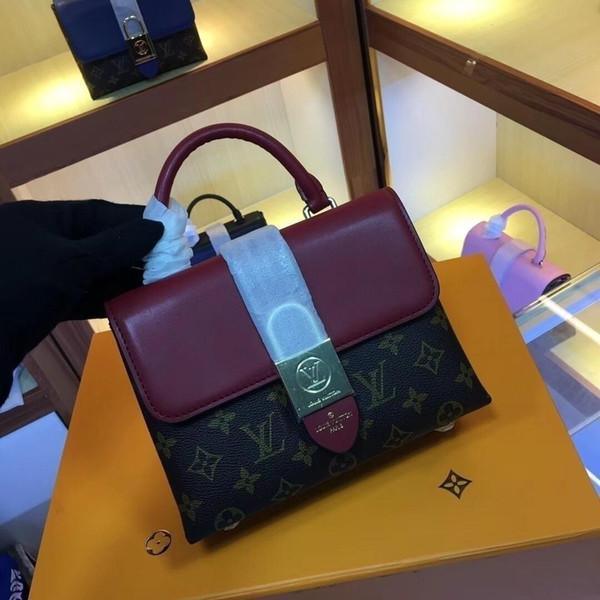 19 novas bolsas bolsas de listagem melhor favorito mulheres bolsa de grife bolsa de moda retro de alta qualidade