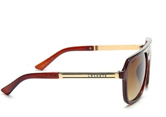 2019 High Quality Brand Sun glasses mens Fashion Evidence Sunglasses Designer Eyewear For mens Womens Sun glasses new glasses 5501